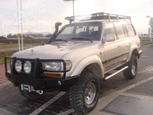Toyota Land Cruiser 80 Бампер